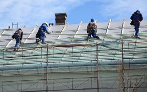Roof Preparation Installing Shingles roofer Vancouver